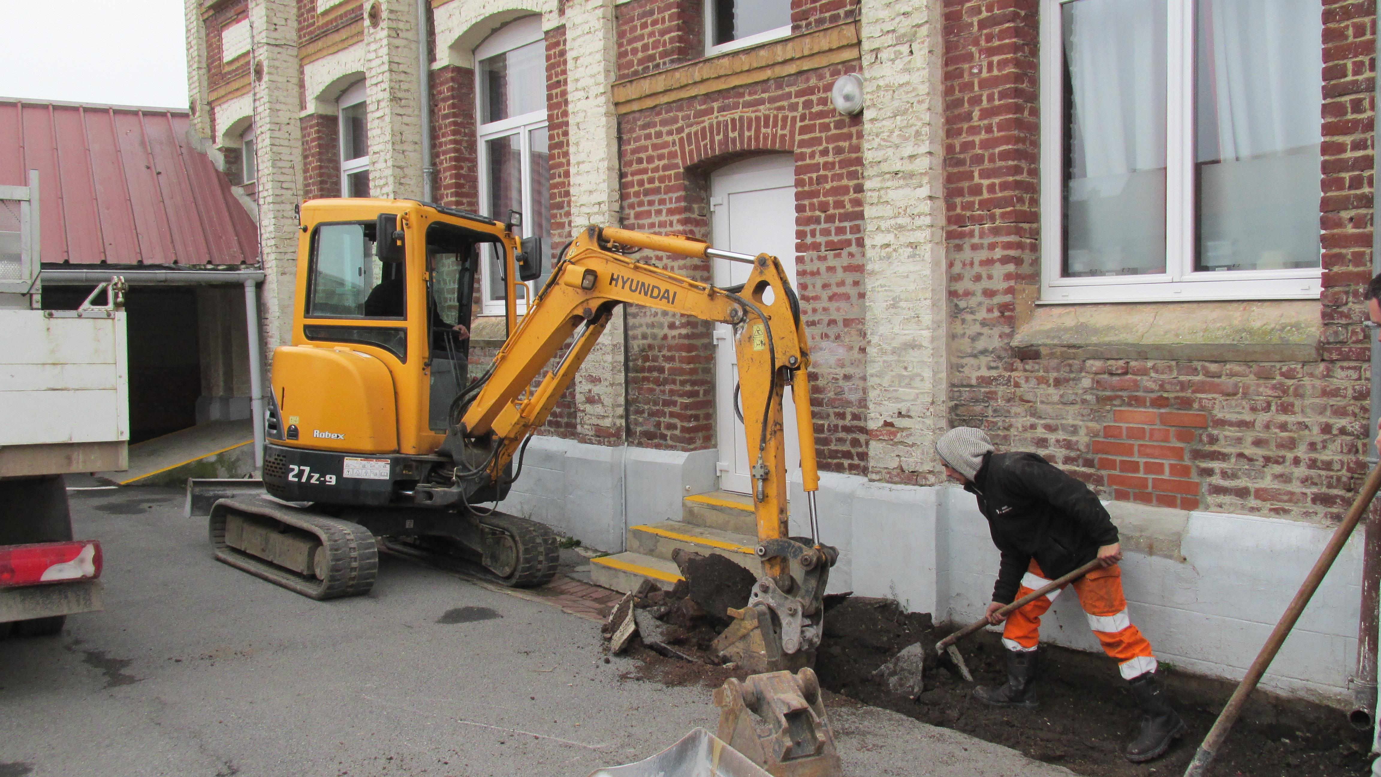 Rénovation de la Cour d'école Roger Salengro IMG 3895