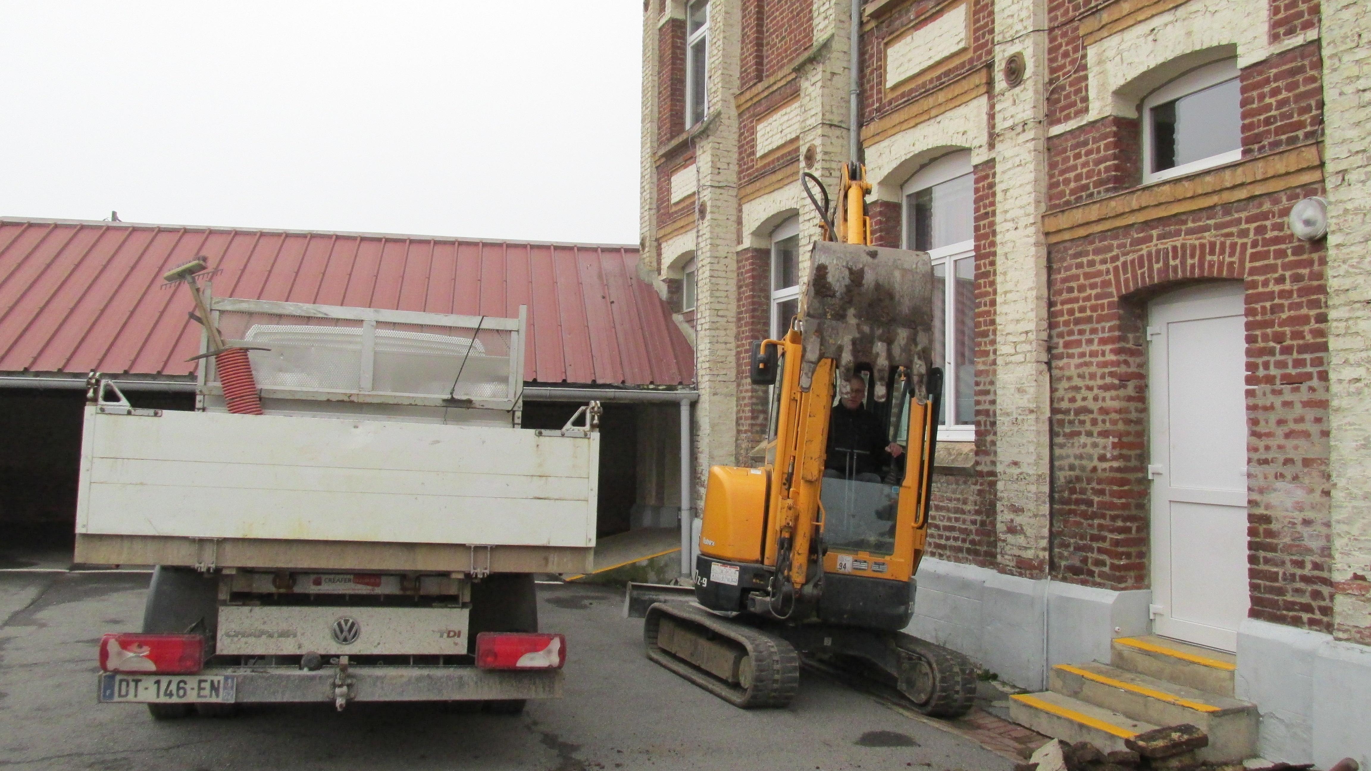 Rénovation de la Cour d'école Roger Salengro IMG 3896