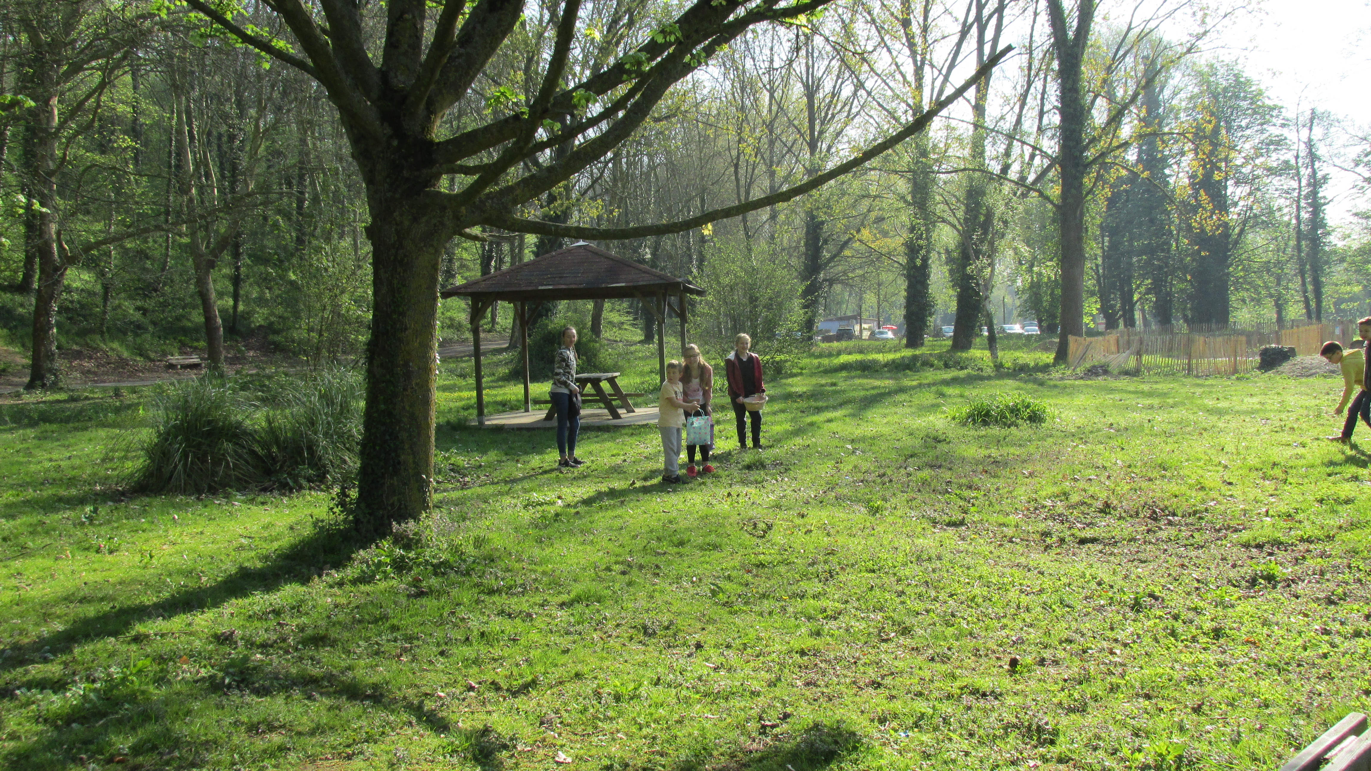Chasse aux Oeufs Parcours St Quirin IMG 3934