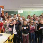 Remise des tickets pour la Ducasse de Printemps. IMG 3987