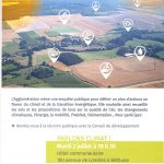 Qualité de l'air, énergie, mobilité EXPRIMEZ-VOUS le mardi 2 Juillet à l'Hotel Communautaire de Béthune