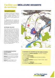 Suite à la réunion publique d'information pour la RD 941 Déviation DIVION/OURTON Deviation Divion Ourton Page 2