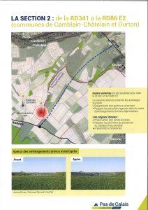 Suite à la réunion publique d'information pour la RD 941 Déviation DIVION/OURTON Deviation Divion Ourton Page 4