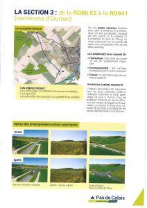 Suite à la réunion publique d'information pour la RD 941 Déviation DIVION/OURTON Deviation Divion Ourton Page 5