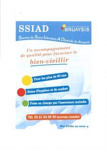 Le Service de Soins Infirmiers à domicile du SIVOM déménage. Désormais rendez-vous à la Maison des Services de Bruay-la-Buissière SSIAD