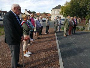 Commémoration de la catastrophe de la Clarence et défilé en souvenir du Pas de Calais Libéré. IMG 20190901 100020
