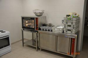 Inauguration de la cuisine à la salle Emile Saillot 4 d  cembre 2019 inauguration cuisine 60