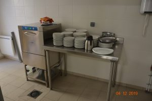 Inauguration de la cuisine à la salle Emile Saillot 4 d  cembre 2019 inauguration cuisine 63