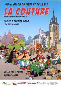 40 ème Salon de la BD à La Couture - 1 er et 2 FÉVRIER 20200121141752 001 3