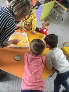 Le Service minimum a été assuré ce jour à l'école Maternelle greve du 09 01 2020 14