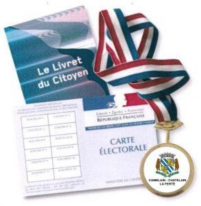 Cérémonie Citoyenne Participation citoyenne camblain chatelain 1