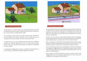 VENTES D'IMMEUBLES - INFORMATIONS GÉNÉRALES - ASSAINISSEMENT ventes immeubles assainissement 2 1