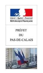 CORONAVIRUS - Point de situation dans le Pas-de-Calais au 10 mars 2020 logo sous prefecture