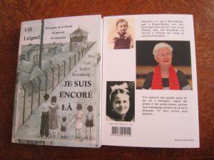 Dimanche 26 avril journée nationale du souvenir et de la déportation Lili Leignel