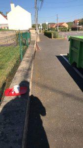 Retour sur la 1ère journée de dépôt volontaire des déchets verts herbe 2