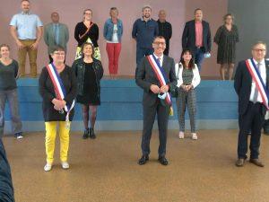 Installation du nouveau conseil municipal: samedi 23 mai 2020 23 05 intsllation 3