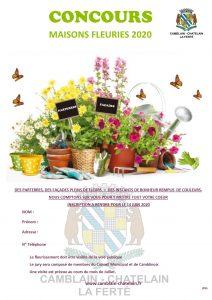 Concours maisons fleuries 2020 Maisons fleuries 2020 1