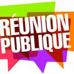 Réunion travaux Rue Jules Guesdes, jeudi 18 juin