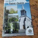 «Les nouvelles de Saint Quirin» fraichement imprimées et déjà distribuées