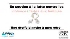 Le 25 novembre, dites non aux violences faites aux femmes 126180971 1552327221640913 664175807769410139 o