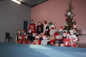 Noël dans nos écoles Ce 1 Ce2 Mme Simon 1
