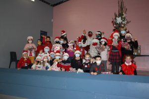 Noël dans nos écoles Cp CE mme R  gniez 1