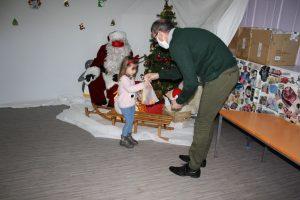 Noël dans nos écoles Lelio cadeau