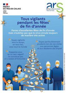 L'équipe municipale vous souhaite de passer de bonnes fêtes de fin d'année Tous vigilant pendant les f  te de fin dann  e