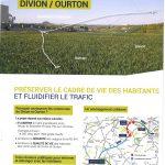 Suite à la réunion publique d'information pour la RD 941 Déviation DIVION/OURTON
