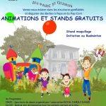 N'OUBLIEZ PAS CE SAMEDI 22 JUIN «LA JOURNÉE DE L'ENFANT» – ANIMATIONS ET STANDS GRATUITS. CONSULTEZ LE PROGRAMME