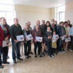 Remise des diplômes des maisons fleuries édition 2019
