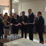 Inauguration de la cuisine à la salle Emile Saillot