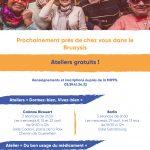 Défi Autonomie Seniors- Ateliers gratuits » Dormez-bien, Vivez-bien» et «Du bon usage du Médicament»