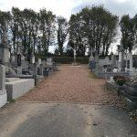 Le maire autorise l'accès au cimetière à partir du 27 04 2020