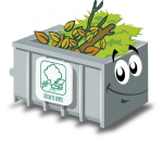 Nouveau service de dépôt volontaire de déchets verts