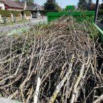 Retour sur la 1ère journée de dépôt volontaire des déchets verts