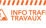 Interruption de circulation routière et piétonne au passage à niveau n° 58 – Rue des Hallots